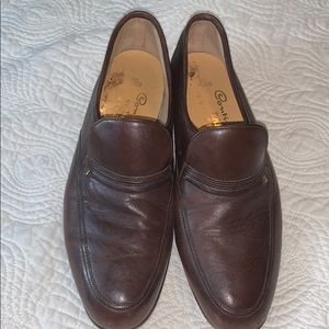 Continentals by Bally Leather loafers